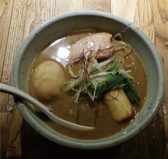 和醸良麺すがり